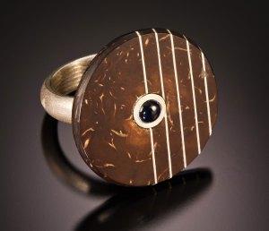 Nick Grant Barnes - coconut-ring - workshop sample