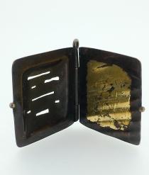 Pierced locket